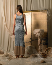 Load image into Gallery viewer, Crushed Shore Dress - Ocean / Sand