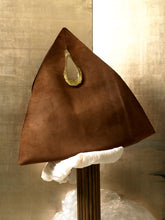 Load image into Gallery viewer, Artisanal Trigon Bag - Brown