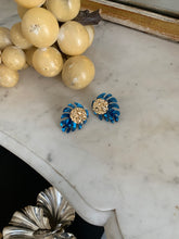 Load image into Gallery viewer, Boha Earrings - Gold/Azura