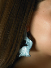 Load image into Gallery viewer, Artisanal Cana Earrings - Ocean