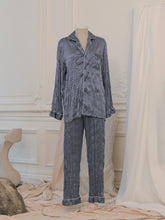 Load image into Gallery viewer, Satin Pyjama Set - Ocean