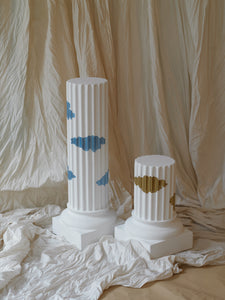 Nuage Column Set - Ciel/Gold