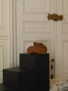 Artisanal Roca Bag - Brown