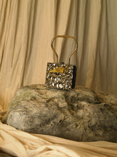 Load image into Gallery viewer, Artisanal Maros Clutch - Silver