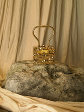 Load image into Gallery viewer, Artisanal Maros Clutch - Gold