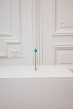 Load image into Gallery viewer, Orb Hairpin - Turquoise