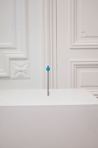 Orb Hairpin - Turquoise