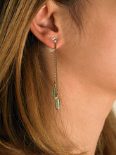 Load image into Gallery viewer, Amarine Earrings - Gold