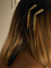 Load image into Gallery viewer, Sera Hair Barrette (Set) - Gold