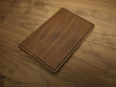Passport Holder Wallet Easy DIY Craft Projects for Men