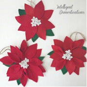 Leather Christmas Decorations Crafting Ideas