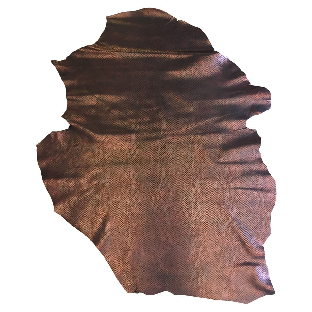 Genuine Leather Hides for Crafts, Upholstery and Sewing Supply