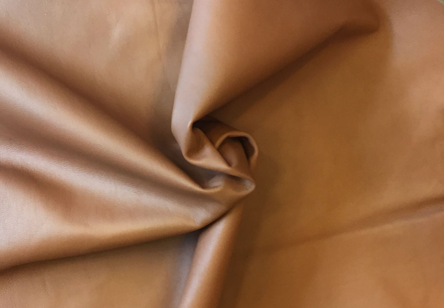 SALE Cognac Brown Genuine leather hides for Crafting and Sewing Projects