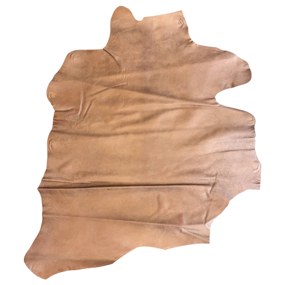 Brown Copper Genuine Leather Hides for Sale