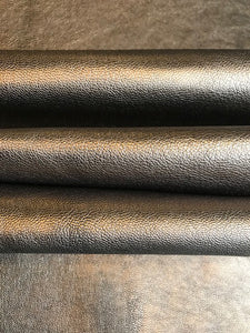 Metallic Genuine Leather Skins Crafting Fabric
