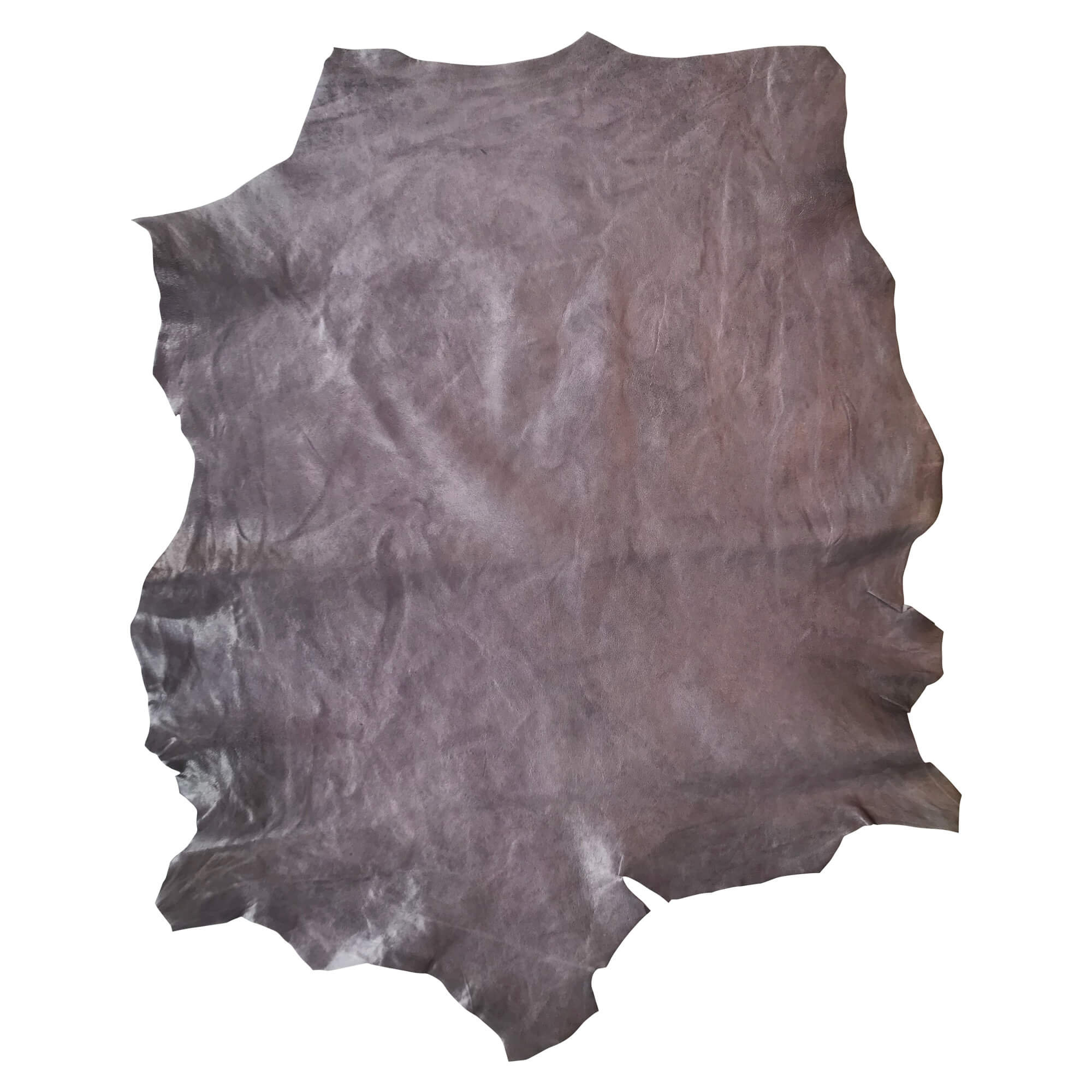 Genuine leather hide fabric for crafts