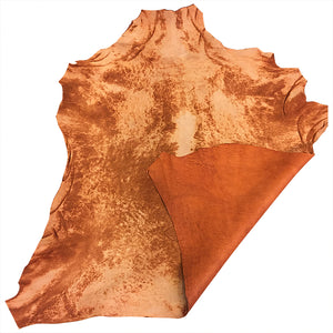 cognac-leather-hides-genuine-leather-material-FS674