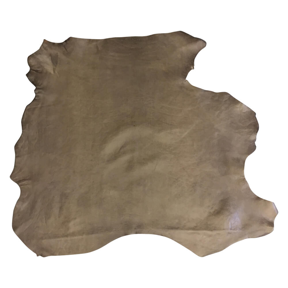 SALE Lambskin Genuine Nappa Leather Animal Hides Green Brown Tanned Craft Sheepskin
