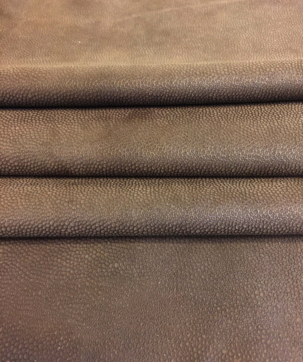 SALE Lambskin Genuine Leather Animal Hides Brown Suede Craft and DIY Projects