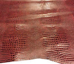 snakeskin-embossed-leather-pelts-genuine-calfskin-skins