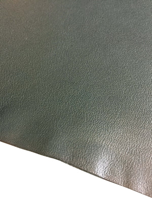Green Blue Genuine Leather hides Perfect Upholstery and Craft material