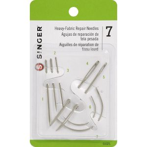Singer Heavy Duty Assorted Hand Needles perfect for new crafters or for hand sewing