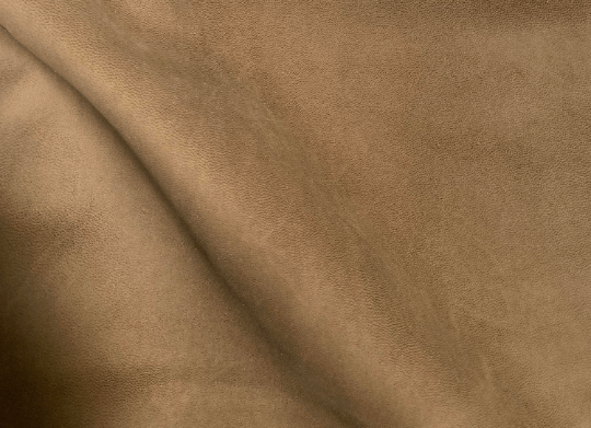 Cafe Brown Soft Suede Genuine leather hides for sale