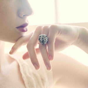 Anatomical Brain Ring