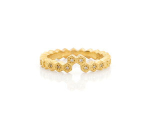 Honeycomb Wrap Ring