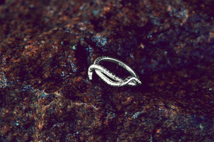 Earthworm Slim Crossover Ring