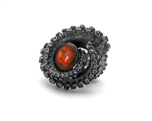 Ammonite Tentacle Ring II