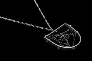 Small Shield Spiderweb