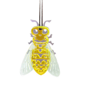Insect necklace / Wasp