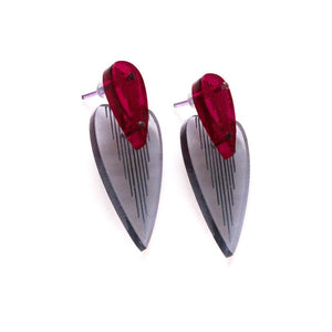 Deco/earrings