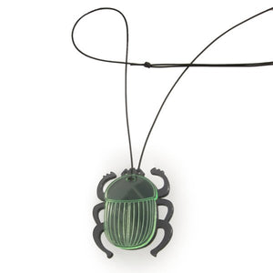 Insect necklace / Scarabae