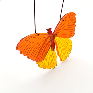 Insect necklace / Butterfly