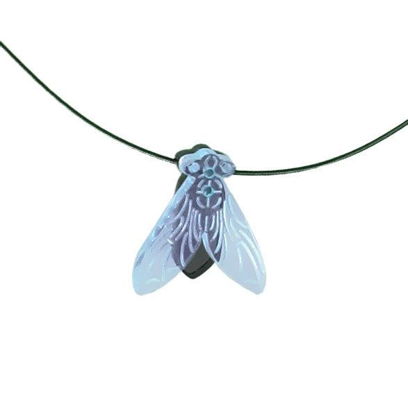 Insect necklace / Fly