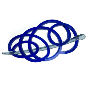 Hair clip / squiggle