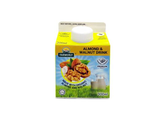 Almond & Walnut Drink - 300ML
