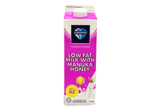 Low Fat Milk with Manuka Honey - 1L