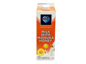 Milk with Manuka Honey - 1L