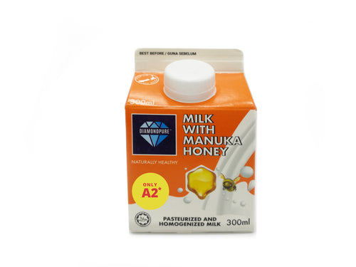 Milk with Manuka Honey - 300ML