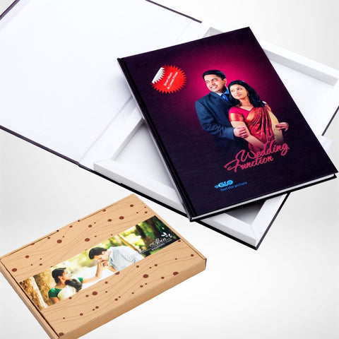 10X14 SMART ALBUM GFT - Gloproindia