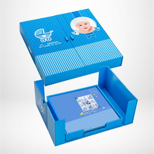 CLASSICA JEWEL BOX WITH SINGLE ALBUM (+40 SHEET PRINTING) - Gloproindia
