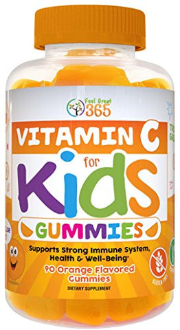 Kids Vitamin C Gummies