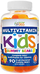 Complete Daily Gummy Multivitamin for Kids