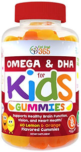 Complete DHA Gummies for Kids