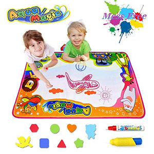 Aqua Magic Mat, Bwealth Water Doodle Mat