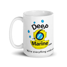 Load image into Gallery viewer, Deep 6 Coffee Mug - Parental Alienation Speaks Store