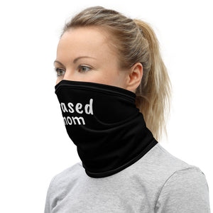 Black #Erased MOM Mask/Neck Gaiter
